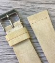 vintage suede watch strap