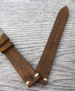 hunter leather strap