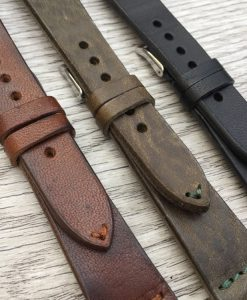 luxury watch straps made in italy