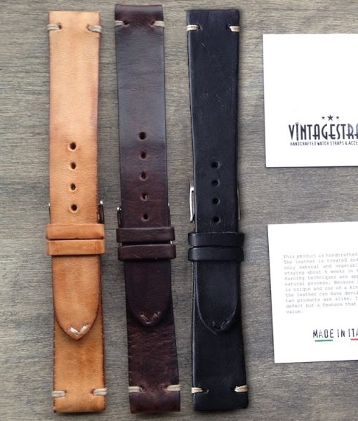 leather watch straps