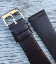 hand made watch band brown